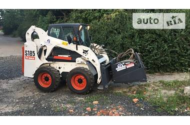 Bobcat S185 HIGH FLOW 2006