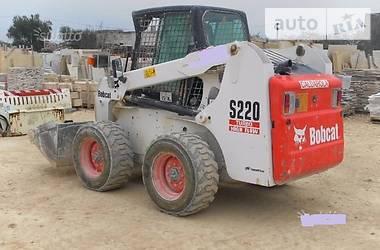 Bobcat S220 HIGH FLOW 2007