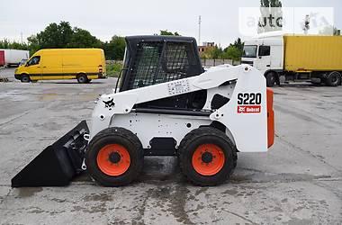 Bobcat S220 HIGH FLOW 2003