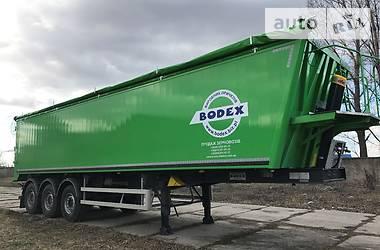 Bodex KIS 53m3 aluminium 2017