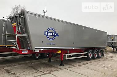 Bodex KIS 60m3 aluminium 2017