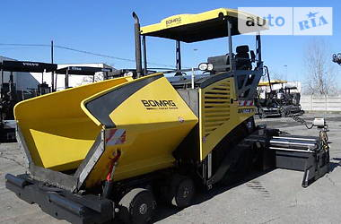 Bomag BF 600 P 2011