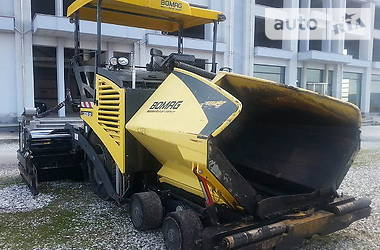 Bomag BF 600 P 2010
