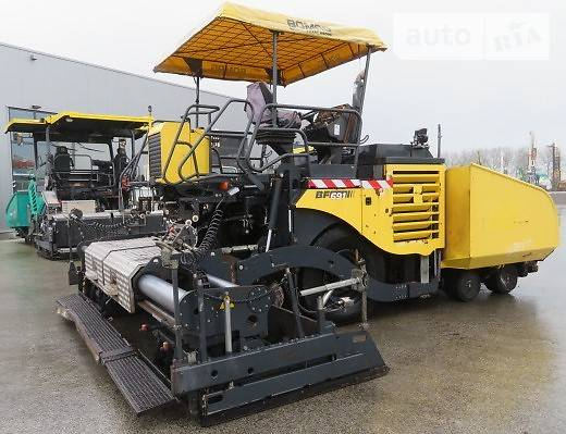Bomag BF