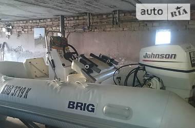 BRIG F400 RIB 2004