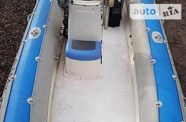 BRIG F500 Fiord Boat  2006