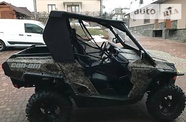 BRP Commander XT 800 CAMO 2015