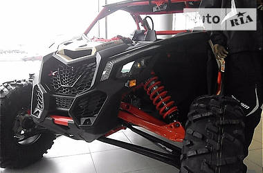 BRP Maverick  X3 X RS Turbo 2017 2017