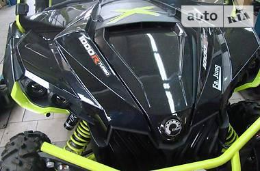 BRP Maverick 1000 R Turbo 2016