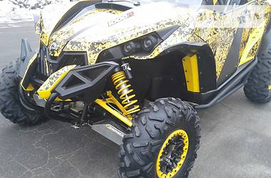 BRP Maverick X 1000 R 2013