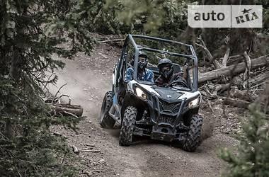 BRP Maverick Trail 2018