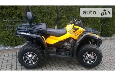 BRP Outlander Maxi 2009