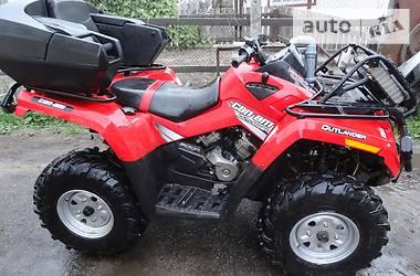 BRP Outlander 800FI 2008