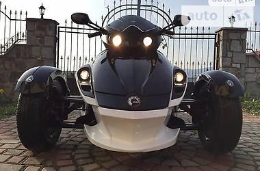 BRP Spyder ST 2009