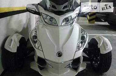 BRP Spyder  2013