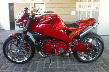 Buell XB XB125SCG 2007
