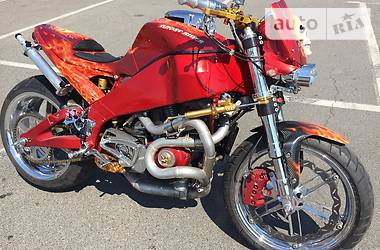 Buell XB Ghost Rider NOS 2007