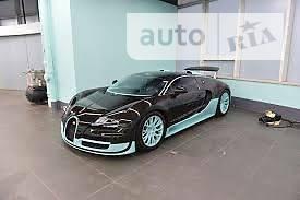 Bugatti Veyron 2011 года