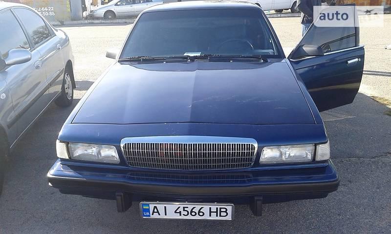 Buick Century 1992 року
