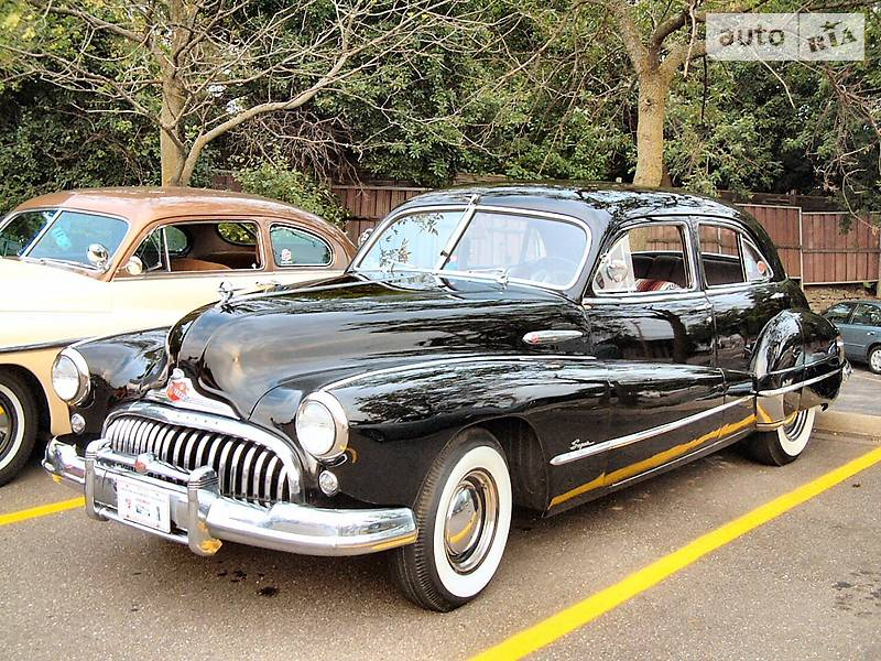Buick Eight 1946 року