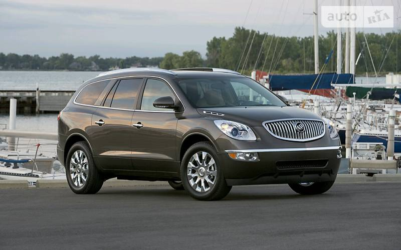 Buick Enclave 2008 года