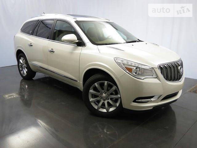 Buick Enclave 2017 года