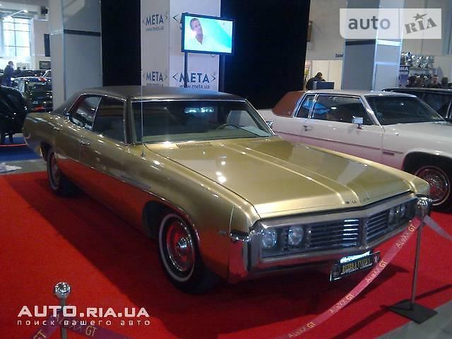 Buick LE Sabre 1969 года
