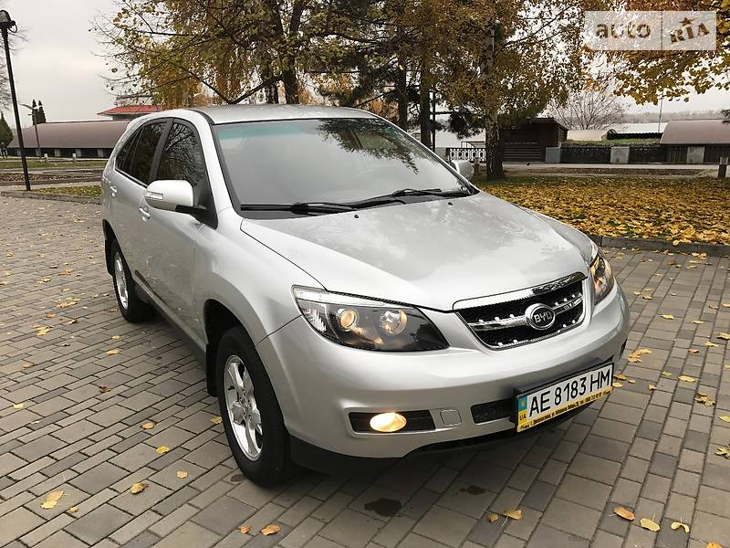 BYD S6 2014 года