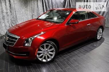 Cadillac ATS 2.0 Turbo AWD 2015