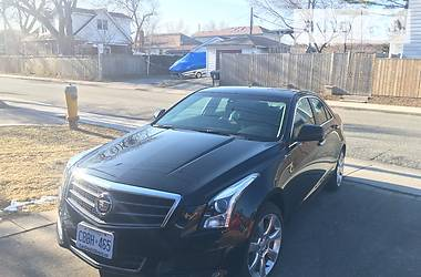 Cadillac ATS Luxury 2.0T AWD QUE 2014