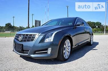 Cadillac ATS premium 2013