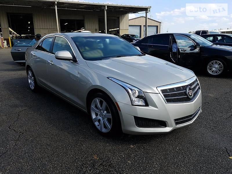 Cadillac ATS 2013 року