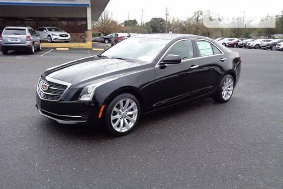 Cadillac ATS 2017 року