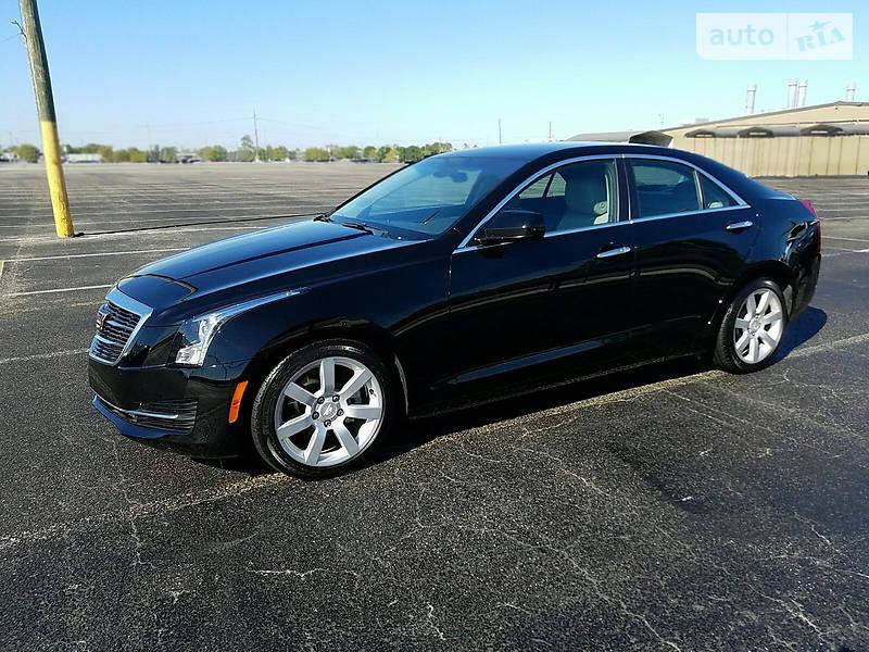 Cadillac ATS 2015 года