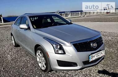Cadillac ATS AWD Premium 2012
