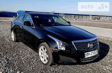 Cadillac ATS AWD 2013