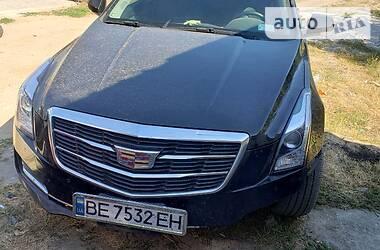 Cadillac ATS ats4 2015