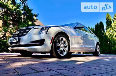 Cadillac ATS 4X4 Luxury  2015