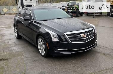 Cadillac ATS Premium 4x4 2015