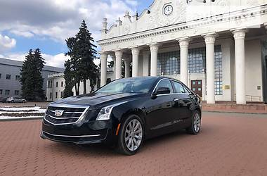 Cadillac ATS AWD 2016