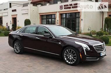 Cadillac CT6 full  2017