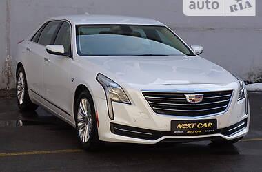 Cadillac CT6 2.0L Turbo Luxury 2016