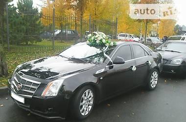 Cadillac CTS Premium 2008