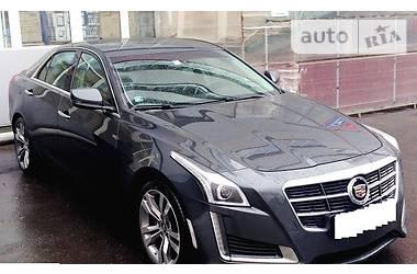Cadillac CTS 2.0 AWD - 276 p/c  2014