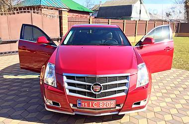 Cadillac CTS Sport Luxury AWD 2009