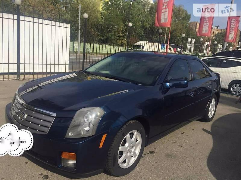 Cadillac CTS 2005 года