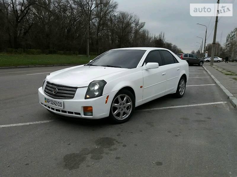 Cadillac CTS 2003 року