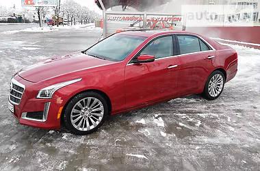 Cadillac CTS 4 Luxury 2014