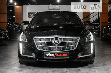 Cadillac CTS Premium Collection 2013