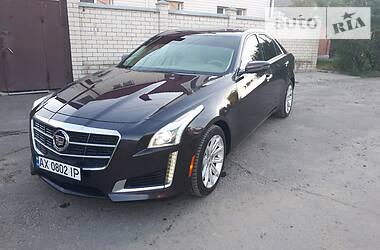 Cadillac CTS 2.0 turbo 2014